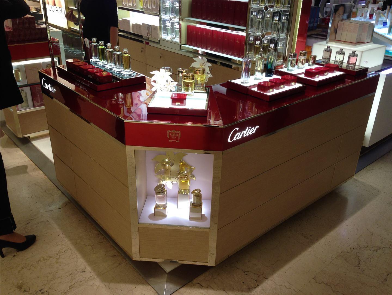 Cartier Boutique Galerie Stand » Parfums Lafayette Haussman dxoBCrQeW
