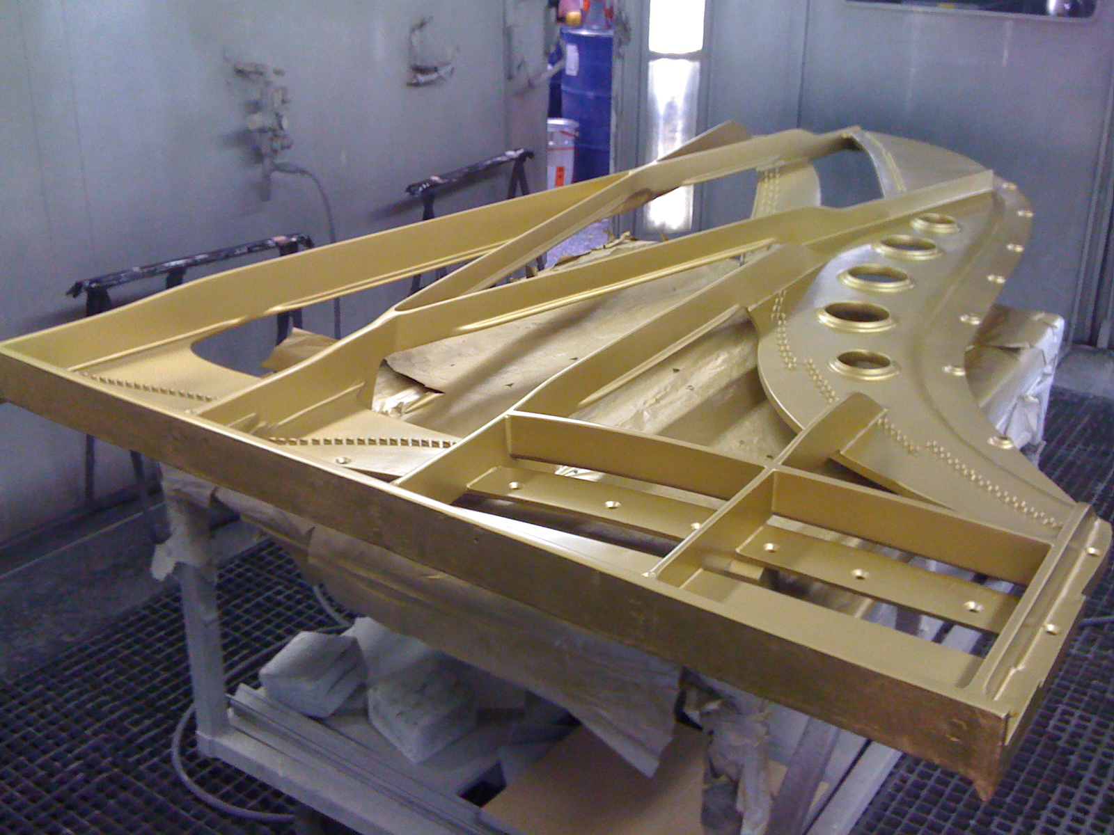 Rénovation piano
